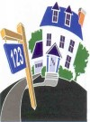 House Number Logo