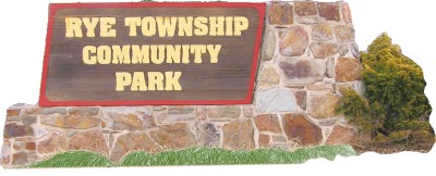Park Sign